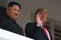 Trump, Kim Hail Historic Summit despite Doubts over Agreement