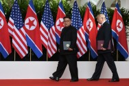 Twists and Turns of US-North Korean Diplomatic Rollercoaster