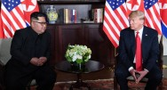 Kim Jong-un Terima Undangan Trump ke Washington
