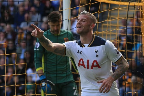 Toby Alderweireld (Foto: AFP PHOTO / Lindsey PARNABY)