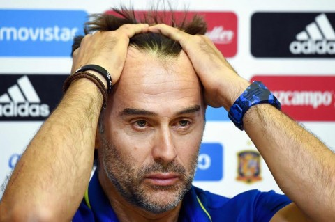 Julen Lopetegui (Foto:  AFP PHOTO / GABRIEL BOUYS)