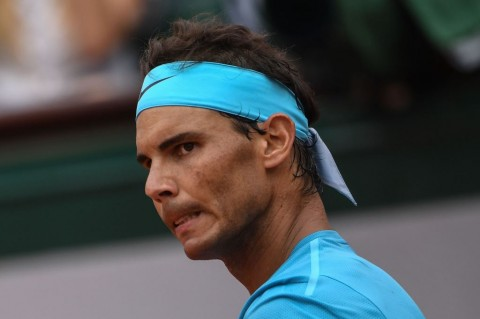 Rafael Nadal. (AFP PHOTO / Eric FEFERBERG)