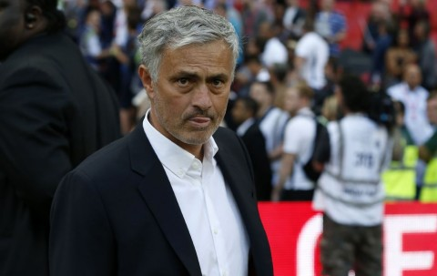 Jose Mourinho (Foto: AFP/Ian Kington)
