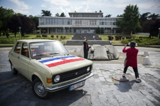 'Yugonostalgia' Drives Iconic Yugo Car Tours