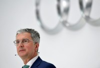 Audi Boss Arrested in Diesel Probe