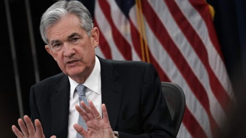 Ketua Federal Reserve Jerome Powell (FOTO: AFP)