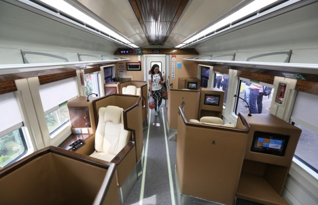 KAI akan Buka Rute Baru <i>Sleeper</i> Train
