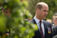 Britain's Prince William on Historic Trip to Israel and West Bank