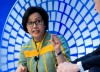 Sri Mulyani Temui Investor di London