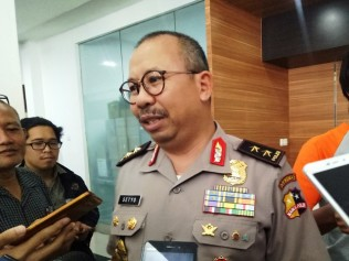 100 Ribu Polisi Jaga Asian Games