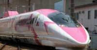 Peak Japan: Hello Kitty Bullet Train Debuts This Week
