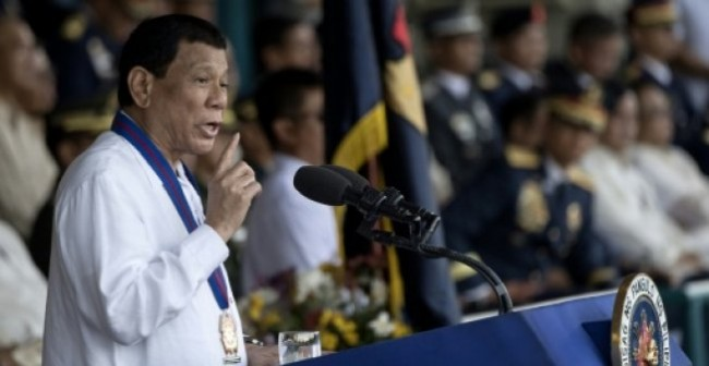 Outrage after Philippines' Duterte Calls God 'Stupid'