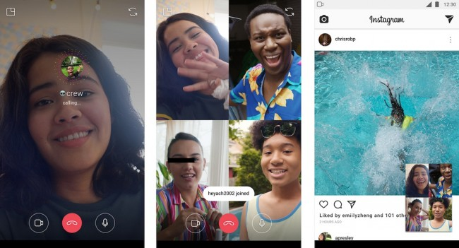 Makin Seru, Instagram Bisa Video Chat Picture-in-Picture
