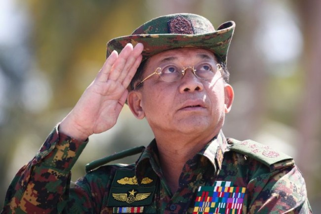Myanmar Military Leaders Oversaw 'Crimes against Humanity': Amnesty