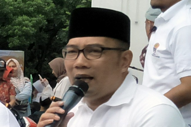 Ridwan Kamil Claims Victory in West Java Election