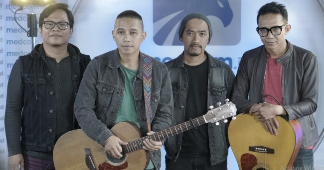 Bassist Band The Rain Jagokan Brasil di Piala Dunia 2018
