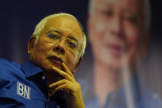 Former Malaysian PM Najib Arrested for Corruption: Officials