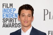 Miles Teller Dampingi Tom Cruise di Top Gun Maverick