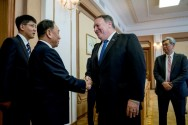 Pompeo in North Korea to Seek 'Details' on Denuclearisation