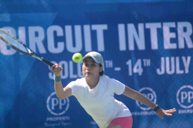 Indonesia Tambah Tiga Wakil di PT PP Women's Circuit International Tennis 2018