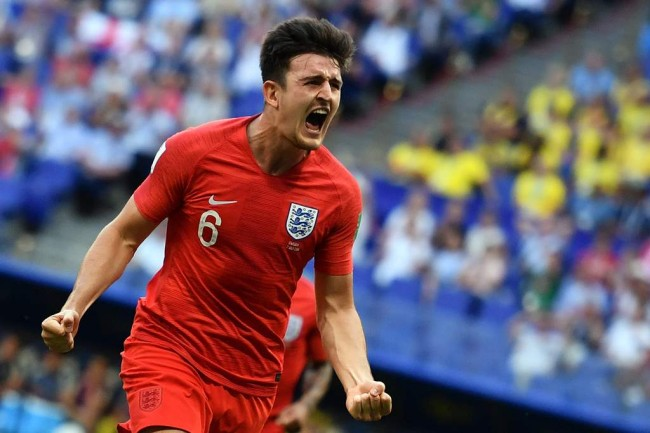 Harry Maguire, <i>From Zero to Hero</i>