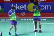 Jadwal Pertandingan Final Indonesia Open 2018