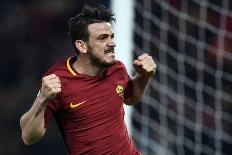 Alessandro Florenzi (Foto: AFP PHOTO / Filippo MONTEFORTE)