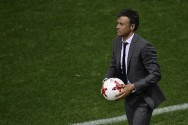 Luis Enrique Favorit Latih Spanyol