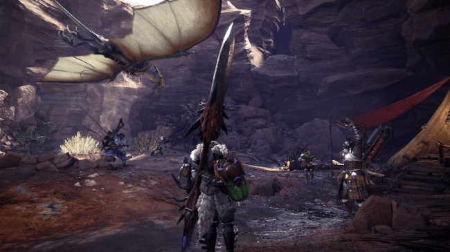 Bocor, Spesifikasi Monster Hunter: World Versi PC