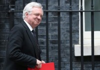Britain's Brexit Minister Steps Down in Blow to May