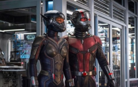 Ant Man and the Wasp (Foto: NME)