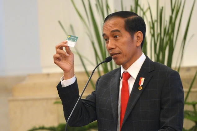Jokowi to Soon Announce His Running Mate