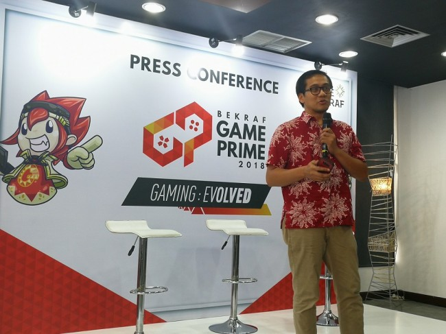 Game Prime 2018 Jadi Lebaran Industri Game Nasional