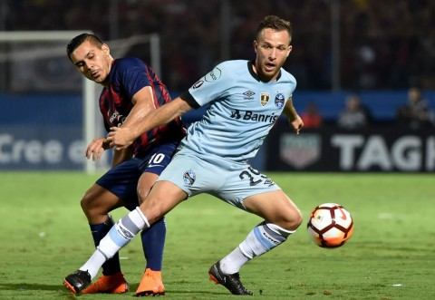 Arthur Melo (AFP PHOTO/NORBERTO DUARTE )