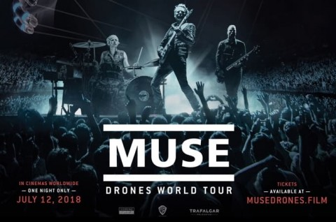 Film Drones World Tour (Foto: musedrones.film)