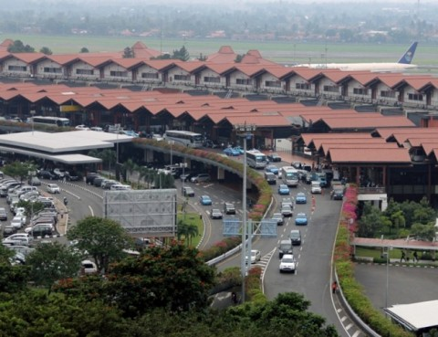 SHIA is the busiest airport in Indonesia. (Photo:MI/Agus)