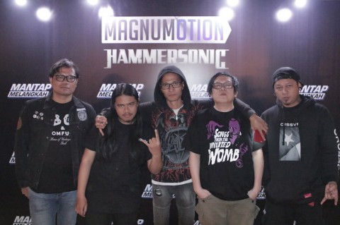 Jumpa pers Hammersonic 2018 (Foto: dok. revisionlive)