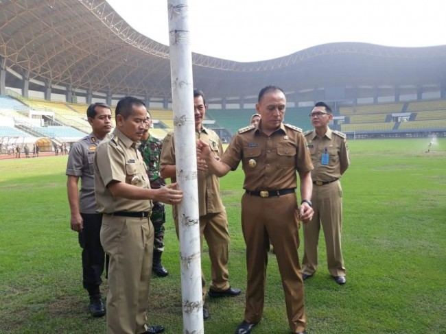 Stadion Patriot Belum Layak jadi Venue Asian Games