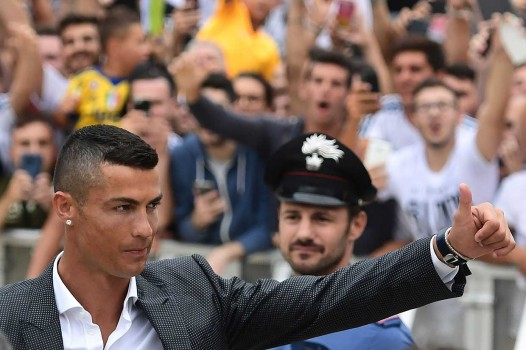 Ronaldo Jalani Tes Medis di J Medical Center