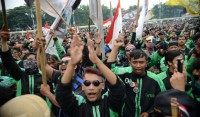 Online Taxi Union Plans Rally during Asian Games Opening Day