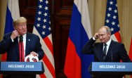 Trump Undang Putin ke Washington