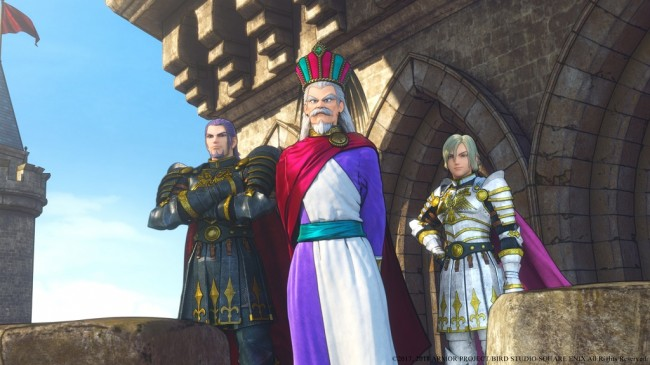Square Enix Bawa Paket Ekslusif Dragon Quest XI Khusus PS4