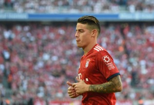 James Rodriguez tak Ingin Kembali ke Real Madrid