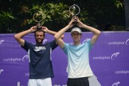 Petenis Reunion Juara ITF Men's Future