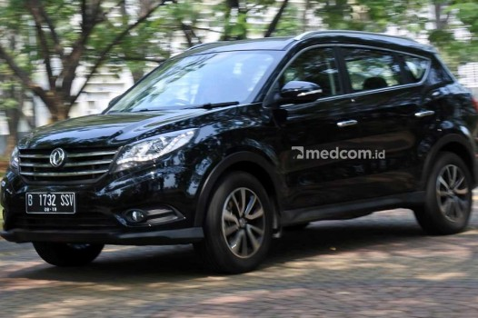 Menguji DFSK Glory 580, SUV Tiongkok Pesaing Honda CR-V