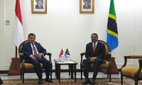 VP Kalla Receives Zanzibar Leader