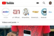 YouTube Juga Ikut Pasang Stories