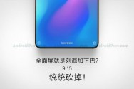 Xiaomi Mi Mix 3 Meluncur 15 September?