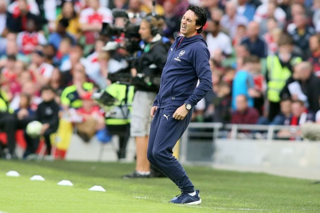 Lawan City Jadi Tolok Ukur Adaptasi Emery di Arsenal
