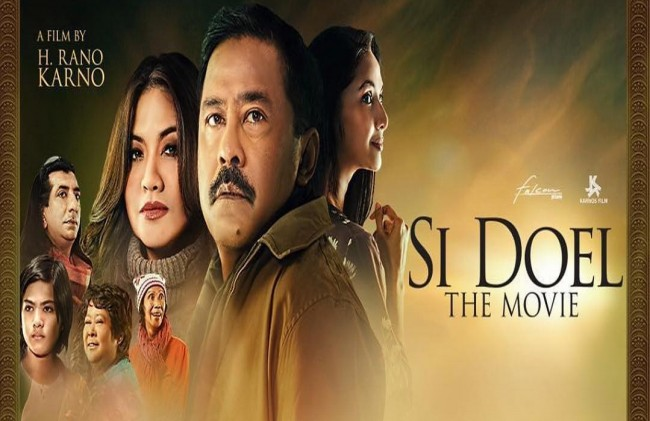 Dua Hari Tayang, Si Doel The Movie Tembus 279 Ribu Penonton
